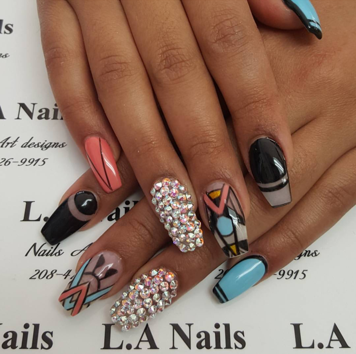 BEST NAIL ART ON INSTAGRAM MAR 23-29 - The Nailscape
