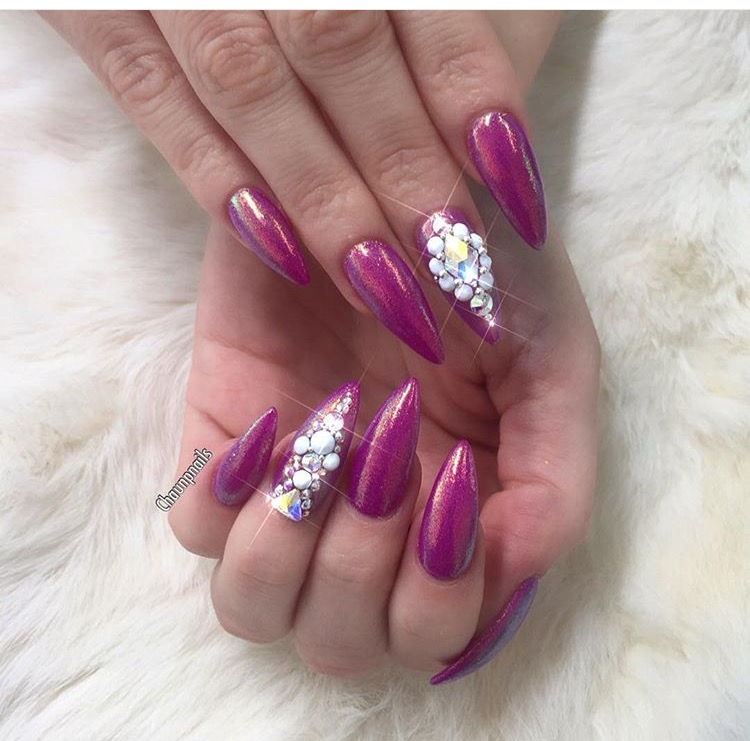 BEST NAIL ART ON INSTAGRAM APRIL 6-12 - The Nailscape