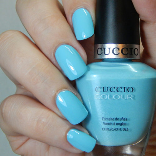 CUCCIO COLOUR COCKTAIL COLLECTION Swatches