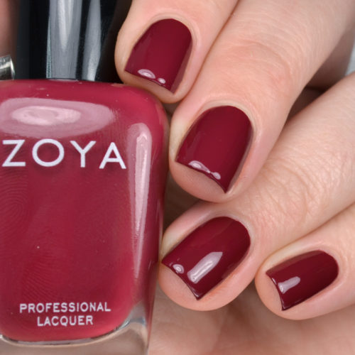 zoya sophisticates swatches