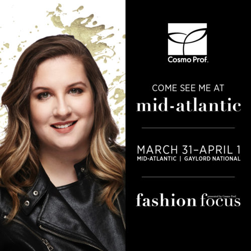 Ashley Gregory Mid-Atlantic Fashion Focus